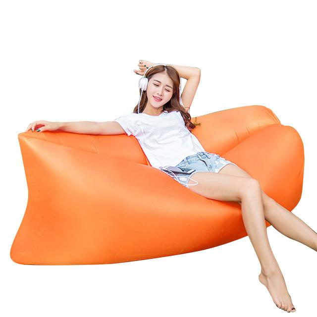 Оранжевый цветовой вариант гамака