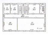 Подготовка поэтажного плана дома от 200 до 250 кв.м.