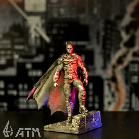 ATM Batman no painted