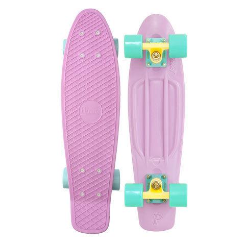 скейт Pastel Lilac лонгборд