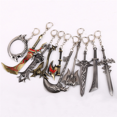 Брелок World of Warcraft Metal Keychain series 3