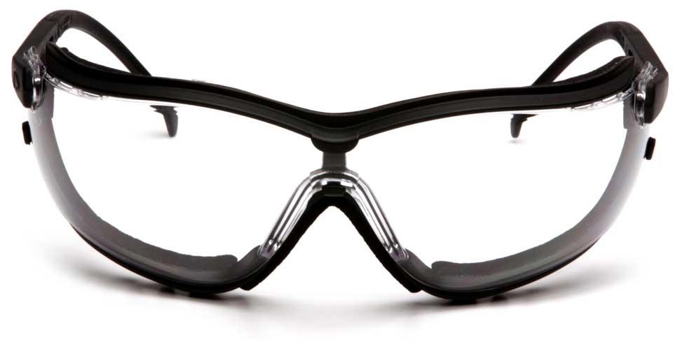 Очки баллистические тактические Pyramex V2G GB1810ST Anti-fog Diopter прозрачные 96%