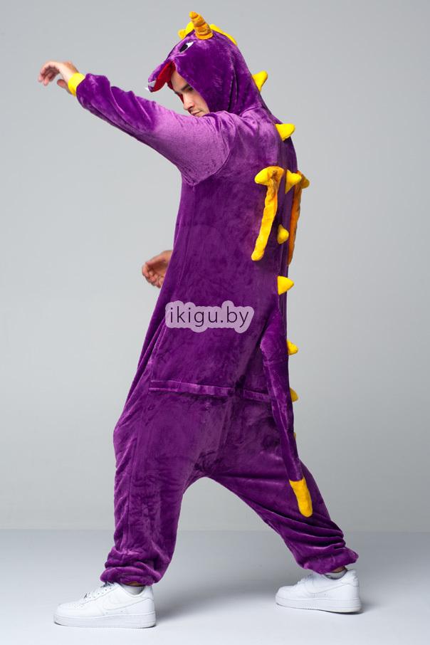 Пижамы кигуруми Дракон Спайро spairo.jpg