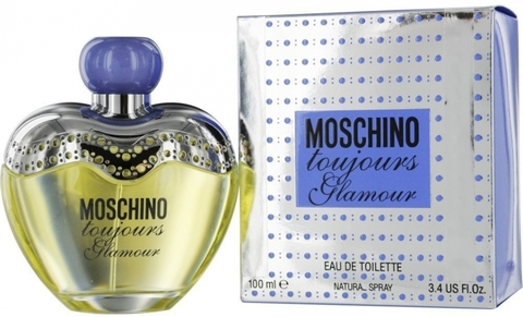 MOSCHINO GLAMOUR  Toujours lady  50ml edT tester