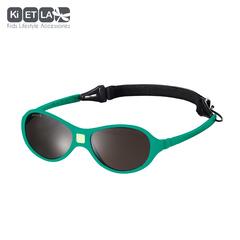 Очки солнцезащитные детские Ki ET LA Jokaki 1-2,5 лет. Emerald Green (изумрудный)