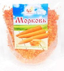 Морковь (сушеная) пакет 90гр