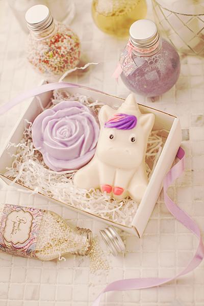 Как сделать мыло в форме Единорога