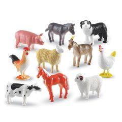Набор фигурок Ферма Learning Resources