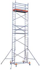 PROTEC Передвижные подмости. рабочая высота 9,3 м