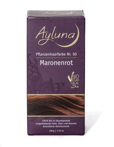 Натуральная краска для волос №50