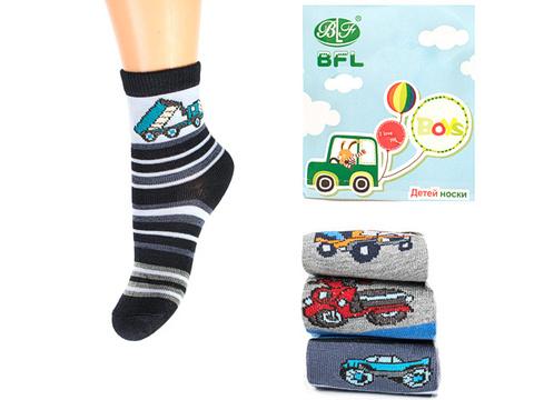 C249 носки детские (12шт.), цветные