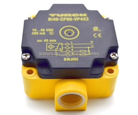 BI40-CP80-VP4X2 TURCK