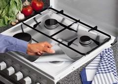 Защитная фольга для газовой плиты