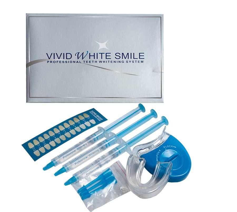 Отбеливание зубов системой opalescence xtra-boost