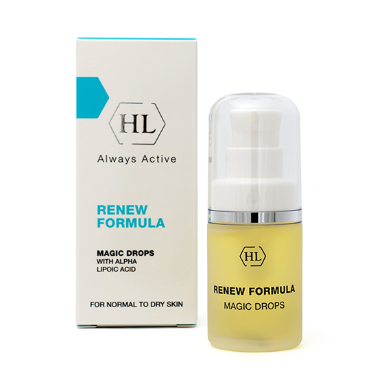 Holy Land RENEW Formula Magic Drops - магические капли