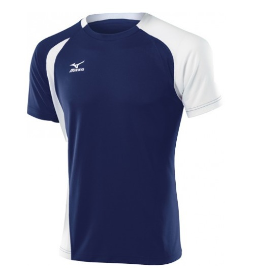 Мужская волейбольная футболка Mizuno Trade Top (59HV351M 14) синяя