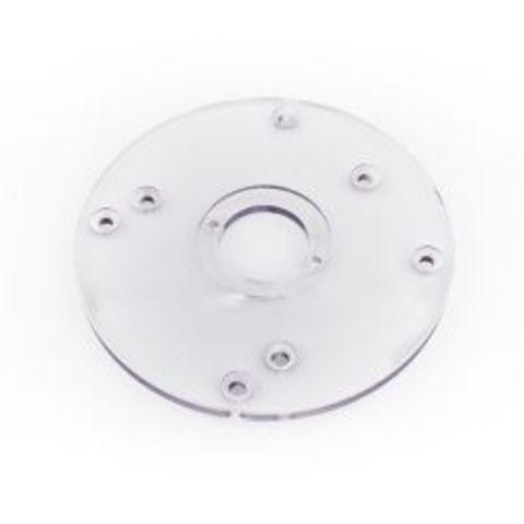 База универсальная для крепления копировальных колец к фрезеру CMT CMT300-SB