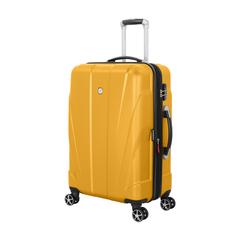 Чемодан Swissgear Adams, желтый, 46x27x67 см, 64 л