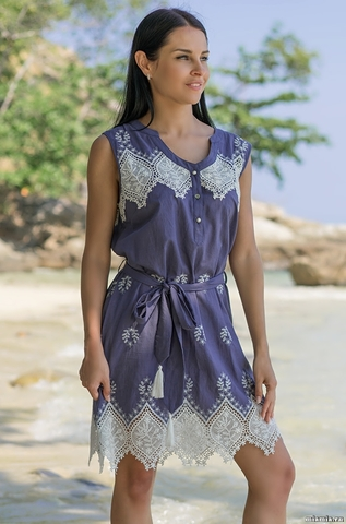 Платье-Туника  Mia-Amore  MARSELL Марсель 6391