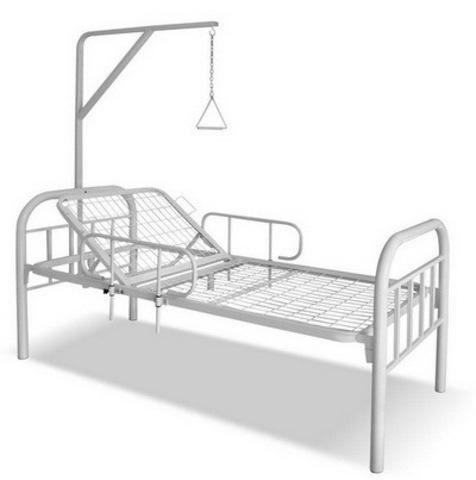 Кровать медицинская общебольничная К.51.09 - фото