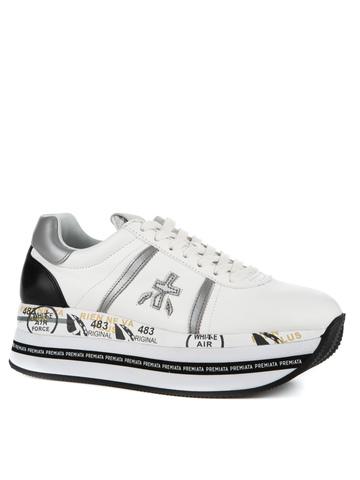 Кожаные кроссовки Premiata Beth 3871