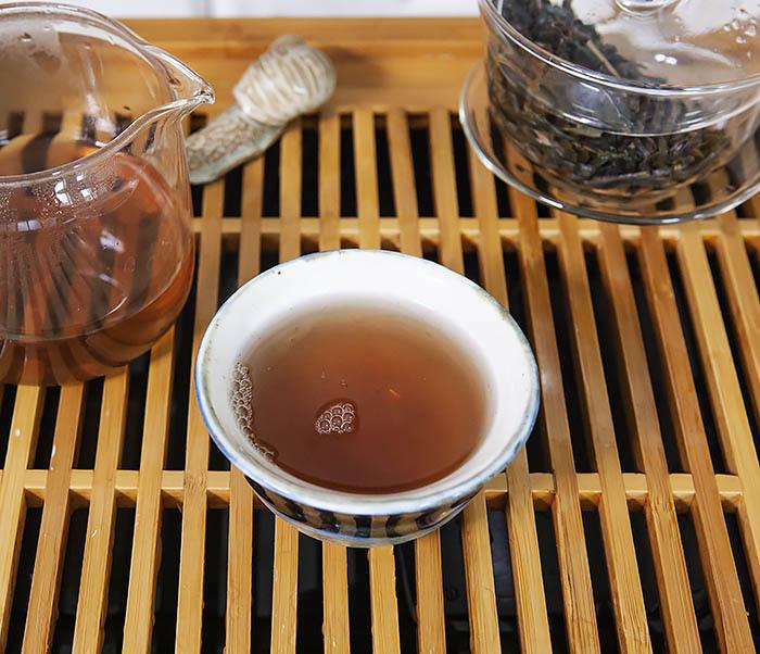 TEA-CH124 Китайский чай «Фиолетовый Шен Пуэр» (Цзы Цзюань, 50 гр) фото 16
