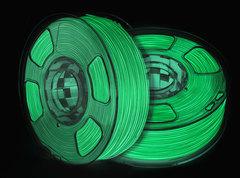Фотография — Люминесцентный пластик светящийся в темноте 1,75 мм Bestfilament