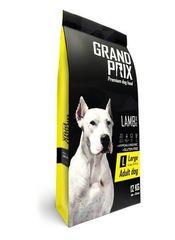 Сухой корм для взрослых собак крупных пород, GRAND PRIX Medium Adult, с ягненком