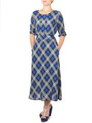P4511-8k платье женское, цветное
