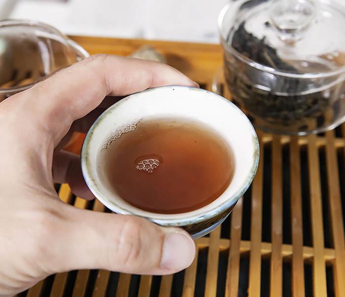 TEA-CH124 Китайский чай «Фиолетовый Шен Пуэр» (Цзы Цзюань, 50 гр) фото 17