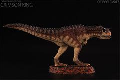 Динозавр фигурка 1/35 Карнотавр Малиновый король