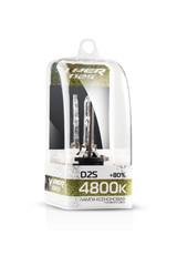 Ксеноновая лампа D2S VIPER (+80%) 4800к.