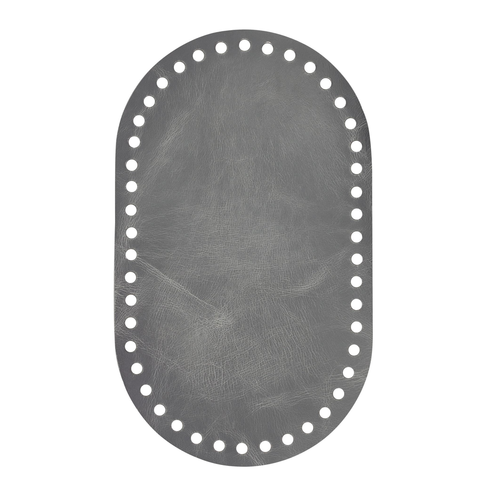 """Вся фурнитура Дно. Натуральная кожа """"Серый пулап"""" IMG_3545.jpg"""