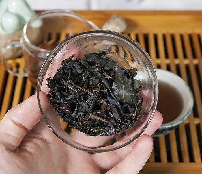 TEA-CH124 Китайский чай «Фиолетовый Шен Пуэр» (Цзы Цзюань, 50 гр) фото 18