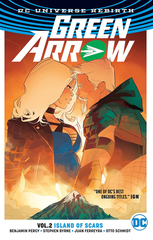Green Arrow, Volume 2: Island of Scars