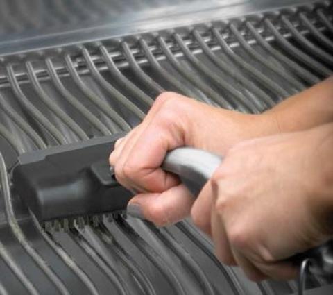 62035 PRO Щетка для очистки решеток гриля (нержавеющая сталь) (Napoleon)