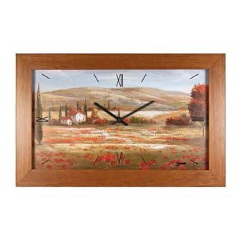 Часы настенные Lowell 11043