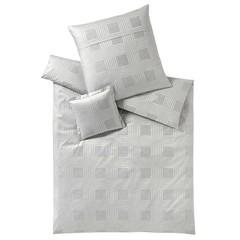 Постельное белье 2 спальное евро Elegante Palladium серое