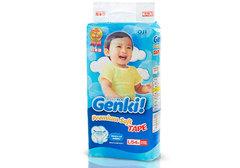 Подгузники GENKI (9-14кг) L, 54шт