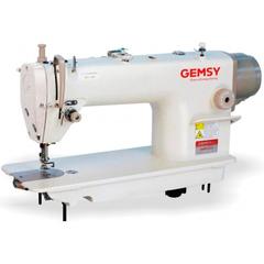 Фото: Одноигольная машина челночного стежка Gemsy GEM 8800 D-Н