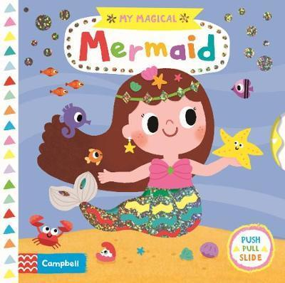 Kitab My Magical Mermaid   Campbell Books