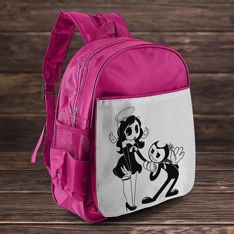 Рюкзак с Алисой и Бенди