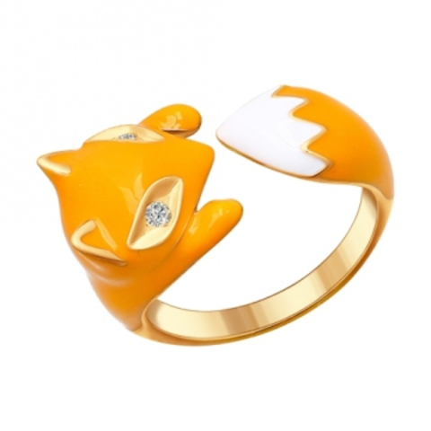 Кольцо обнимашка