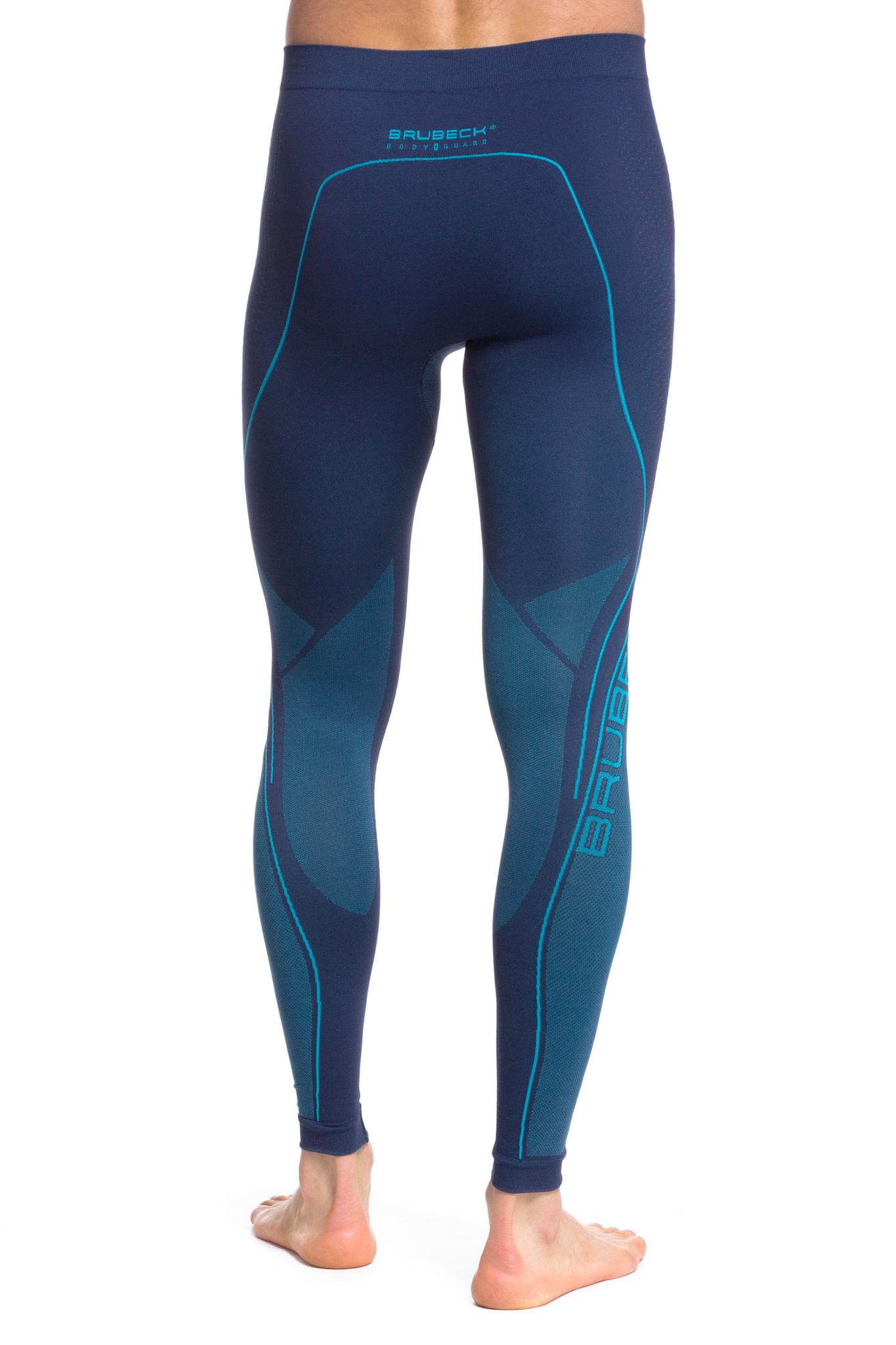 Мужские термокальсоны Brubeck Thermo BodyGuard (LE10430) синие фото