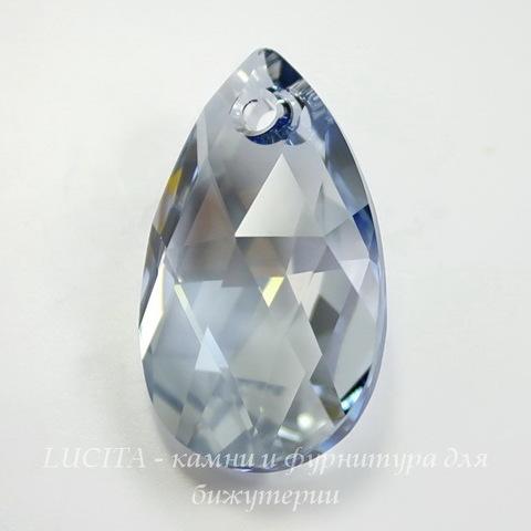 6106 Подвеска Сваровски Капля Crystal Blue Shade (16  мм)