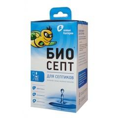 Биоактиватор БиоСепт 30 для септиков и выгребных ям (12 пакетиков)