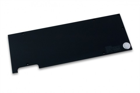 EK-FC1080 GTX Backplate - Black