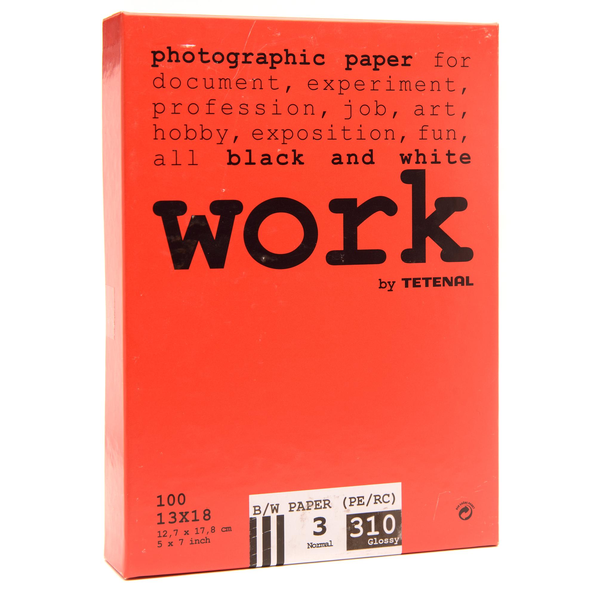 Фотобумага Tetenal Work RC 310