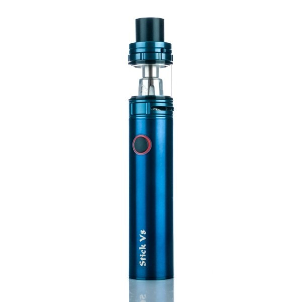 smok stick v8 kit_синий