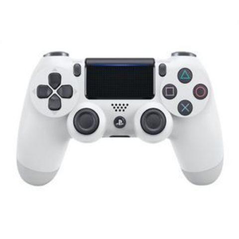 Sony PS4 Беспроводной контроллер DualShock 4 (белый, 2ое поколение)